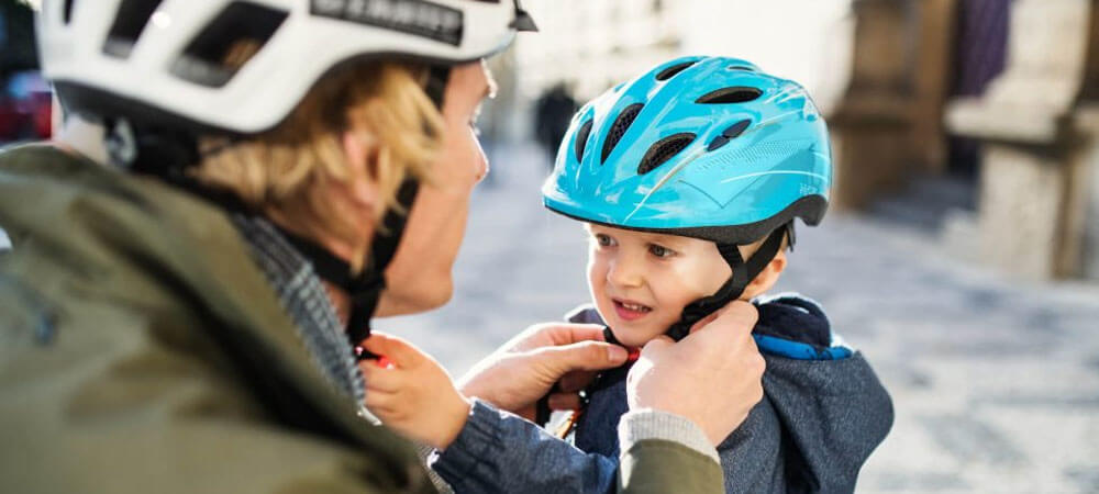 How To Perfectly Fit A Child's Bike Helmet – Sizing and Comfortable Guide