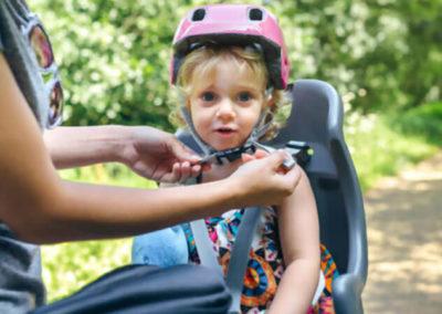 Safety Precautions Regarding Child Bike Seats