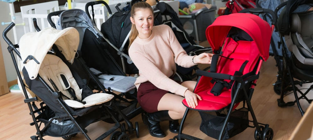 Types of Sit and Stand Stroller