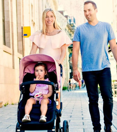 Use A Travel Stroller Safely