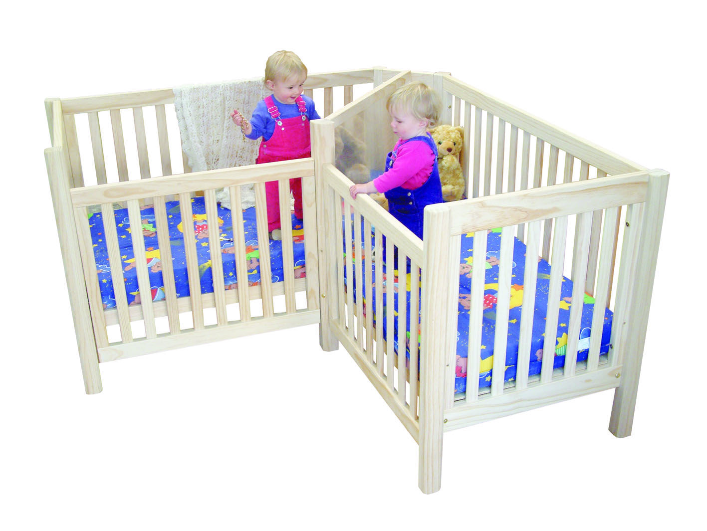 Choose The Right Crib For Twins