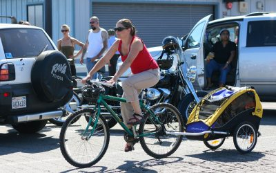 Child Bike Seats Vs Bike Trailers – Comparison With Their Features