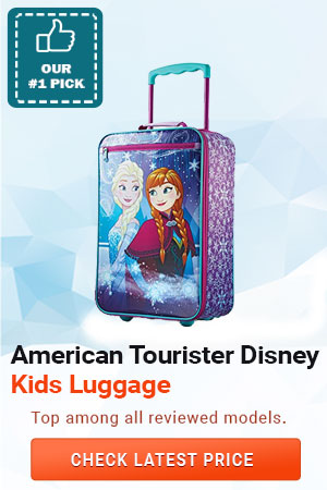 American Tourister KIDS UPRIGHT Suitcase, American Tourister Disney Kids Luggage