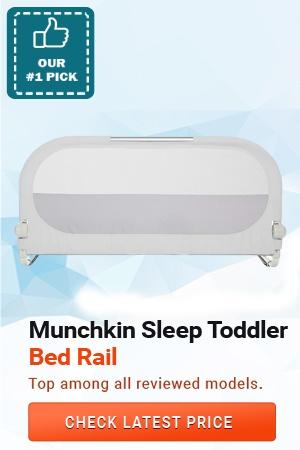 Munchkin Toddler Bed Rail, Best Toddler Bed Rails