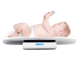 iSnow-Med Baby Scales