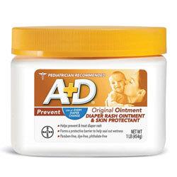 A+D Original Diaper Rash Ointment
