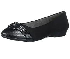 Aerosoles Women's Ultrabrite Ballet Flat, best shoes for pregnancy