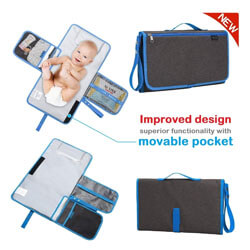 Areliz Portable Baby Diaper Changing Pad