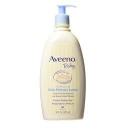 Aveeno Fragrance-Free Daily Baby Moisturizing Lotion