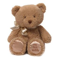"The Stuffed Plush ""My First Teddy"""