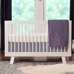 Babyletto Hudson Convertible Crib with Toddler Bed