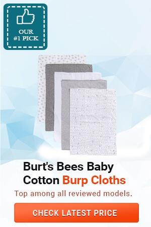 Best Baby Burp Cloth