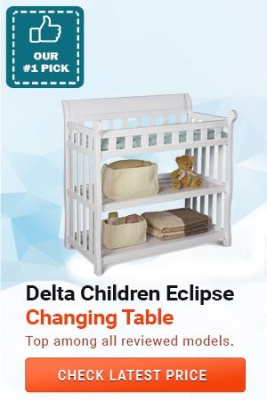 Delta Children Eclipse Changing Table