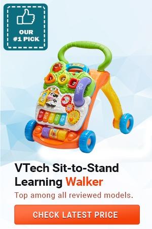 VTech Sit-to-Stand Learning Walker, Best Baby Walker