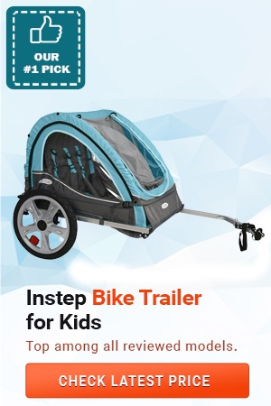 Instep Bike Trailer for Kids
