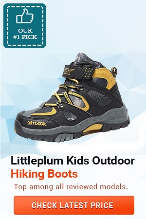 Best Hiking Boots for Kids
