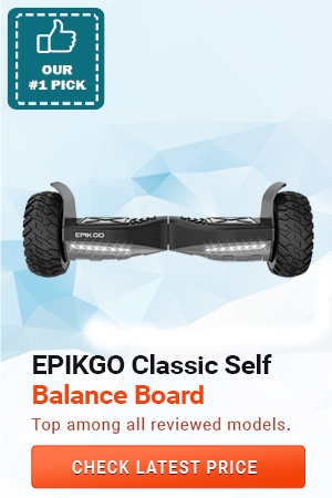 EPIKGO Hover Self-Balance Board, Hoverboards for Kids