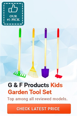 10 Best Kids Gardening Tools in 2020 Screen reader support enabled.