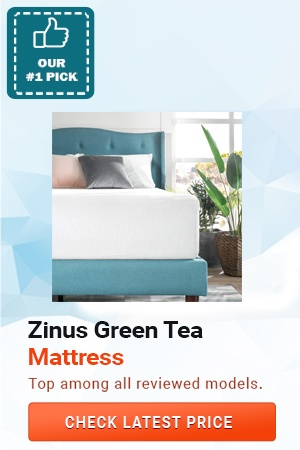 Zinus Green Tea Mattress