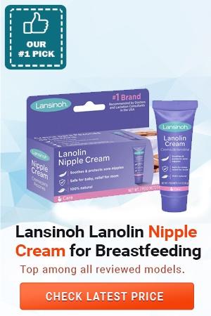Lansinoh Lanolin Nipple Cream for Breastfeeding