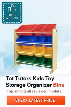 Best Toy Storage Bins
