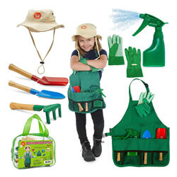 Born Toys Kids Gardening Set