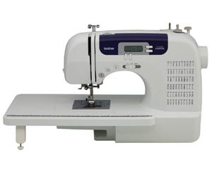 Brother CS6000i Quilting Machine