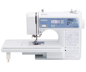 Brother XR9550PRW Quilting Machine