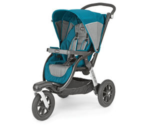 Chicco Activ3 Jogging Stroller, all terrain strollers