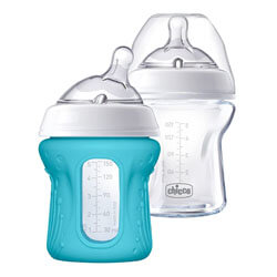 Chicco NaturalFit Glass Baby Bottle