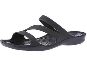 Crocs Women's Swiftwater Sandal Sport, best shoes for pregnancy