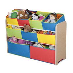 Delta Children Deluxe Toy Storage Organizer