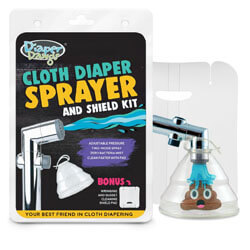 Diaper Dawgs Cloth Diaper Sprayer