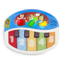 Play and Discover Musical Piano Toy