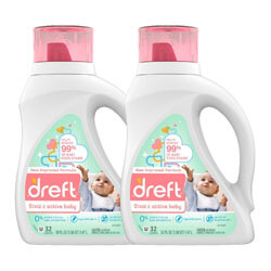 Dreft Stage Liquid Baby Laundry Detergent