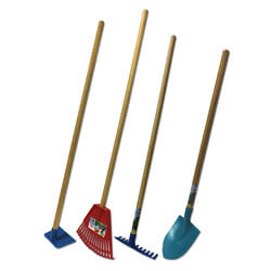 Emsco Group Little Diggers Kids Garden Tool Se