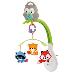 Fisher-Price Woodland Friends Musical Mobile