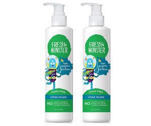 Fresh Monster Kids Shampoo