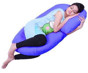 Futurebatt Pregnancy Full Body Pillow