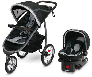 Graco FastAction Fold Jogger Travel