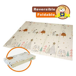 Gupamiga​ Baby Folding Play mat