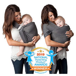Kids N' Such Baby Wrap Carrier and Ring Sling
