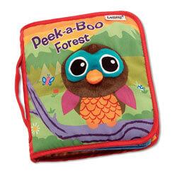 Peek-A-Boo Lamaze Forest Toy