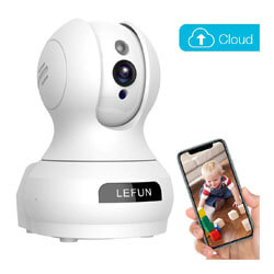 Lefun Wireless IP Security Camera