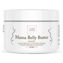 Lilah James Skincare Mama Belly Butter