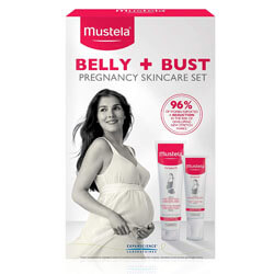 Mustela Belly & Bust Pregnancy Skincare Set