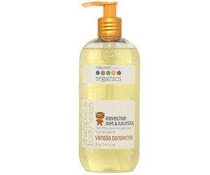 Nature's Organics Baby Shampoo