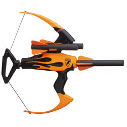 Nerf N-Strike Blazin Bow, Gift Ideas for 7 Year Old Boys