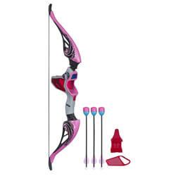 Nerf Rebelle Agent Bow Blaster Pink Deco