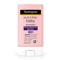 Neutrogena Pure & Free Baby Mineral Sunscreen Stick
